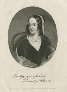 Sarah Joespha Hale