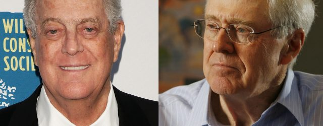 Koch Brothers are Bad Guys