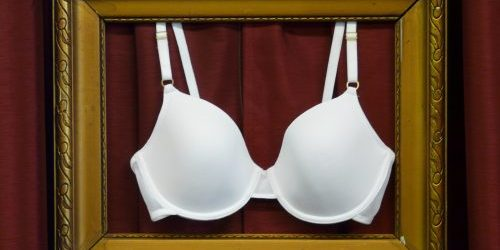 Talking to a gal who's been correctly sized for a bra is like talking to a Diva Cup convert, or a recent yoga class attendee, because they are so annoying.