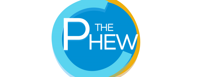 The Phew has everything you love about morning shows, PLUS confusion and exhaustion. Because no one actually says anything. Even though they're saying words